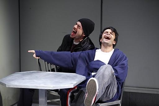 Bobby Moreno and Nick Choksi