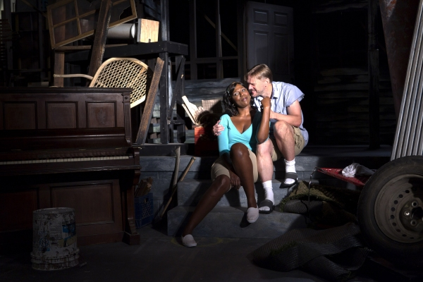 Photo Flash: TheatreWorks Presents CLEMENTINE IN THE LOWER 9