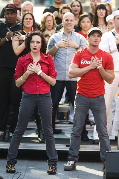 Photos: BWAY UNITES: 9/11 DAY OF SERVICE AND REMEMBRANCE