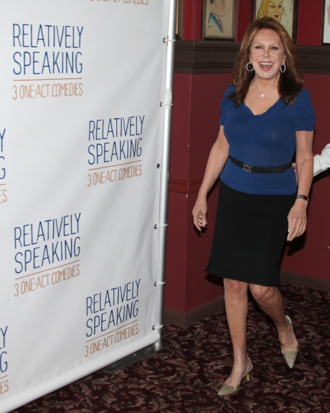 Photo Coverage: Meet & Greet with the Company of RELATIVELY SPEAKING