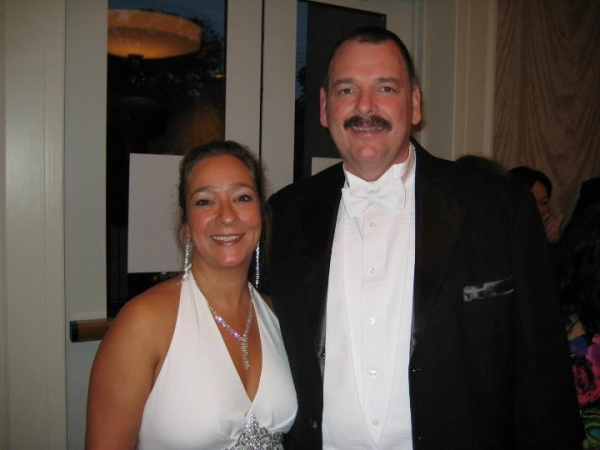 Kate Adams-Johnson & Tim Larson