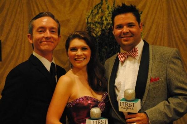 Nate Eppler, Jennifer Richmond & Dietz Osborne Photo