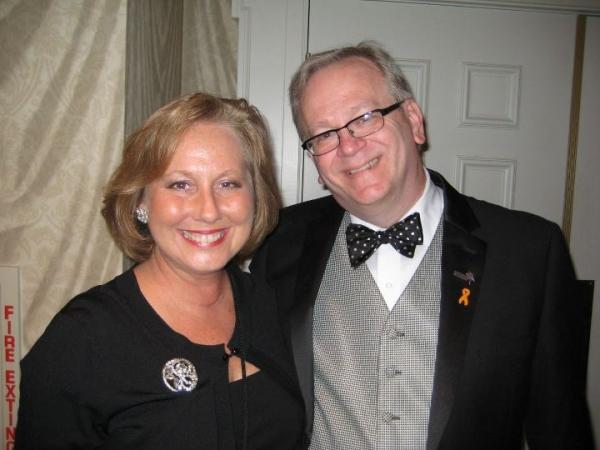 Melissa Bedinger Hade & Jeffrey Ellis