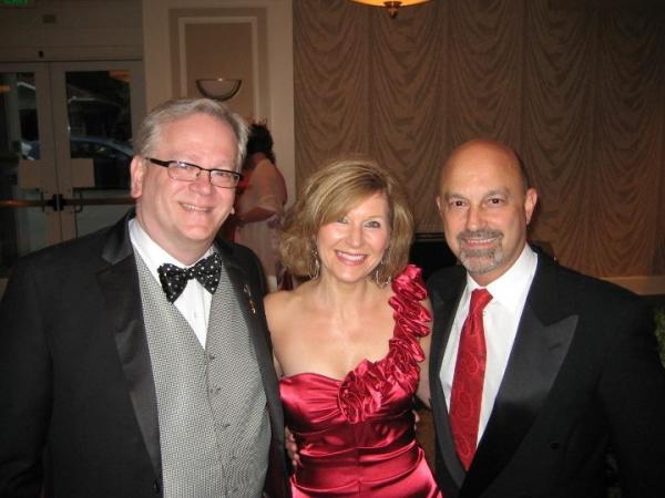 Jeffrey Ellis, Lora Westlund & Ed Amatrudo