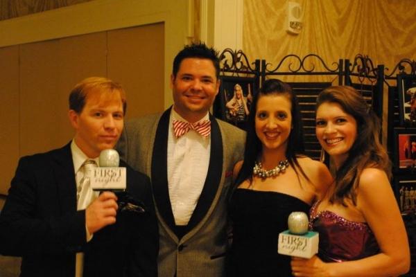 Billy Ditty, Dietz Osborne, Lauri Gregoire and Jennifer Richmond Photo