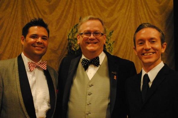 Dietz Osborne, Jeffrey Ellis and Nate Eppler