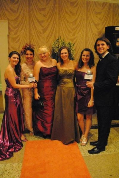 Jennifer Richmond, Cary Street, Rachel Beth Jackson, Stephanie Wright, Genesis Crnolatas & Trey Palmer