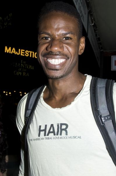 Photos: HAIR Tour Closes on Broadway