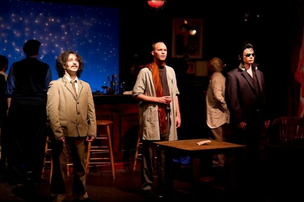 Photo Flash: PICASSO AT THE LAPIN AGILE Plays Town Players of Newtown