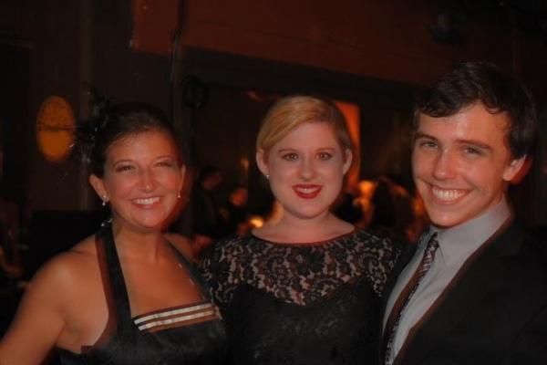 Hannah McGinley, Maggi McNulty & Spencer Dean