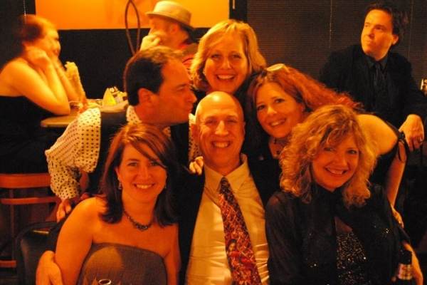 Elizabeth Shirley, Chaz Howard, Melissa Bedinger Hade, Tim Holder, Meri Howard & Cind Photo