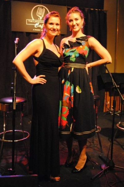 Stephanie Brooks & friend Photo