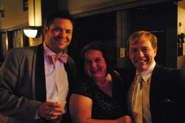 Dietz Osborne, Joy Tilley Perryman & Billy Ditty