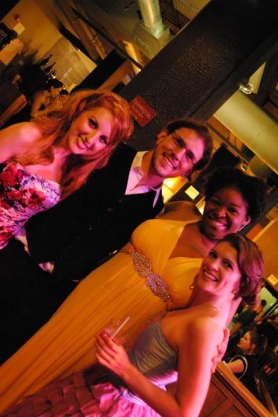 Jenny Norris-Light, Trey Palmer, Jennifer Whitcomb-Oliva & Jennifer Richmond