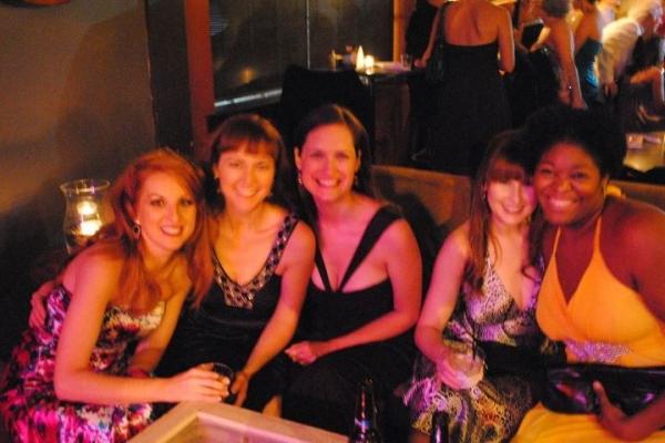 Jenny Norris-Light, Corrie Miller, Neely O'Brien Green, Stephanie Jones Benton, Jennifer Whitcomb-Oliva