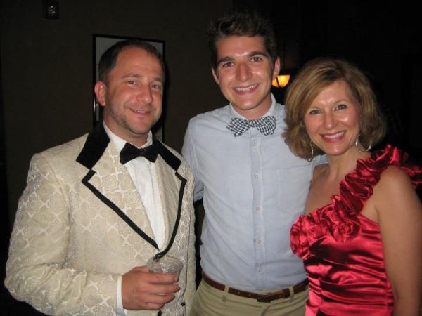 Jim Manning, Will Butler & Lora Westlund