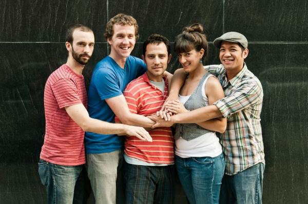 Dave Johnson, Bradley K. Wrenn, Oliver Butler, Leah Walton, Justin Jain  Photo
