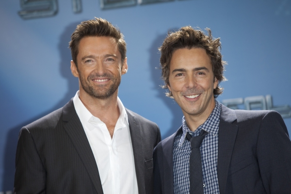 Hugh Jackman and Shawn Levy