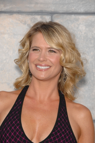 Kristy Swanson  at Comedy Central Roasts Charlie Sheen