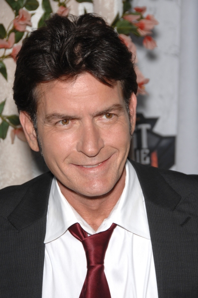 Photo Flash: Comedy Central Roasts Charlie Sheen