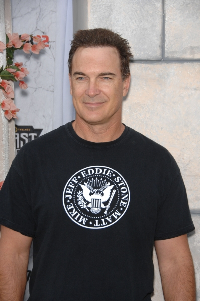 Patrick Warburton  at Comedy Central Roasts Charlie Sheen