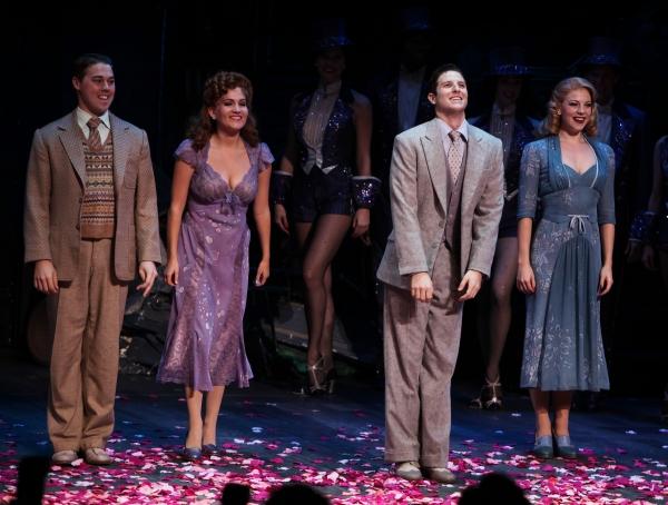 Photo Coverage: FOLLIES Broadway Opening Night Curtain Call!