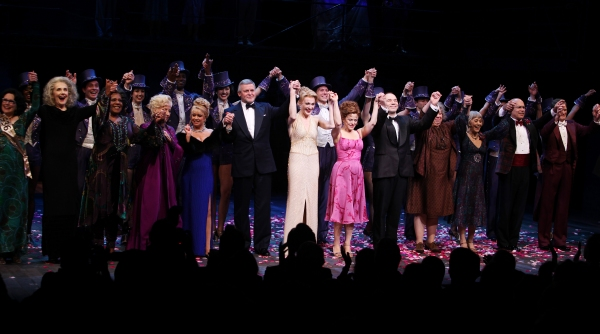Mary Beth Peil, Terri White, Rosalind Elias, Elaine Paige, Ron Raines, Jan Maxwell, Bernadette Peters, Danny Burstein, Jayne Houdyshell, Susan Watson, Don Correia & Michael Hayes