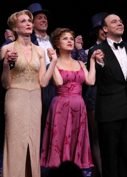 Photo Coverage: FOLLIES Broadway Opening Night Curtain Call!