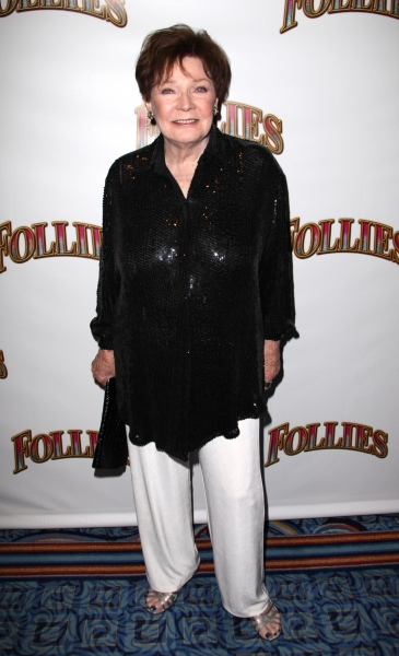 Photo Coverage: FOLLIES Starry Opening Night Theatre Arrivals