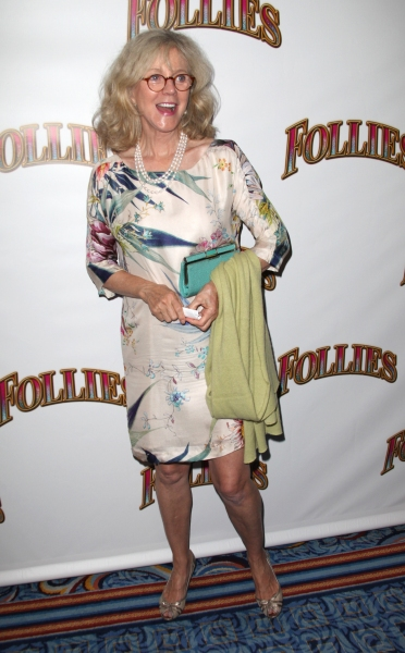3 at FOLLIES Starry Opening Night Theatre Arrivals