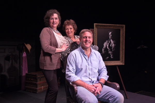 Susan Pettibone, director Jane Farnol, and Ben Clark