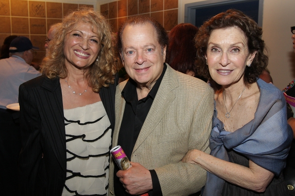 Zahava Atzmon, Artie Butler and Sharon Shaw