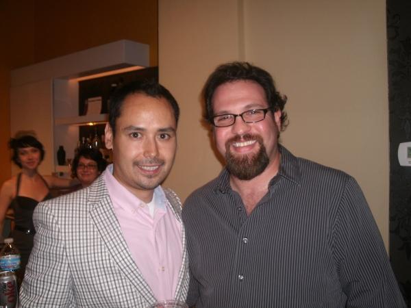 Jason Held and Brian Loevner