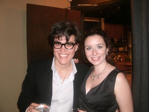 Sarah Gubbins and Joanie Schultz
