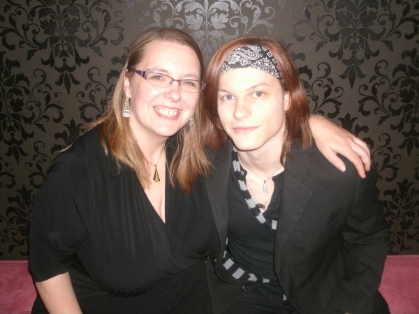 Jennifer J. Thusing and Aaron Pfeiffer