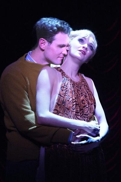 Jeff McLean and Lisa O'Hare Photo