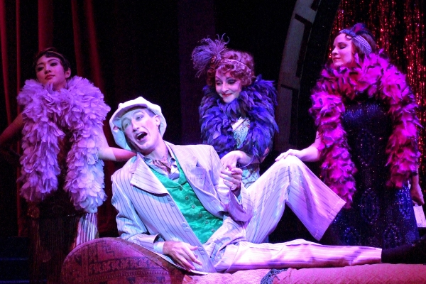 Photo Flash: Bryce Ryness, Lisa O'Hare in Reprise Theatre Company's CABARET