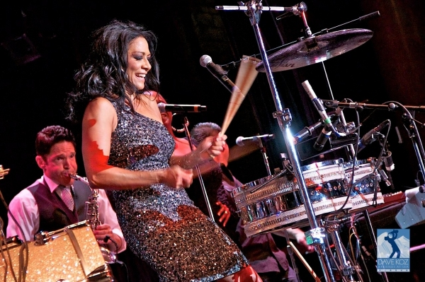Dave Koz, Sheila E at Jim Caruso's Cast Party Takes to the Sea