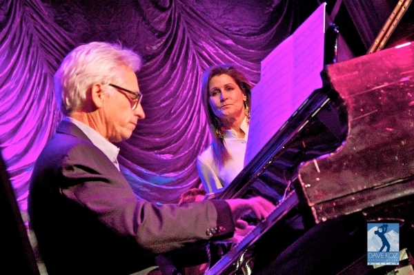 David Benoit, Monica Mancini Photo
