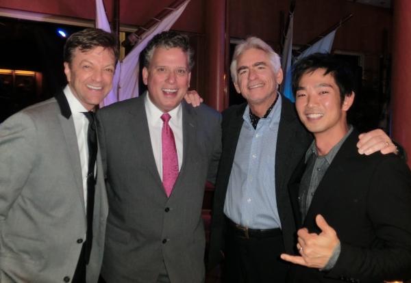 Jim Caruso, Billy Stritch, David Benoit, Jake Shimabukuro Photo