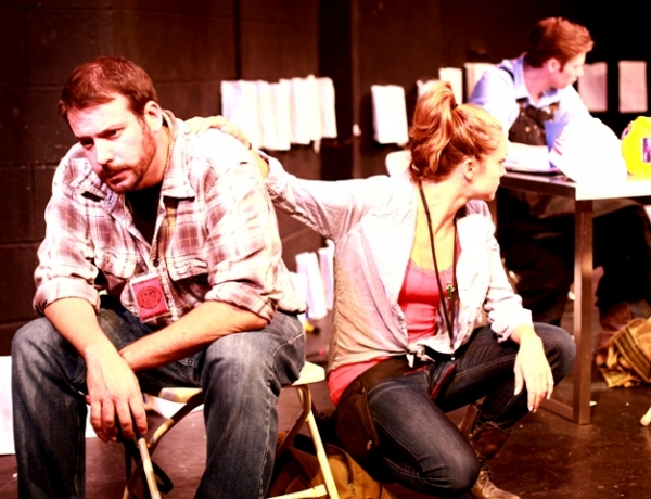Photo Flash: HOPE IN CHAOS at Richmond Shepard Theater