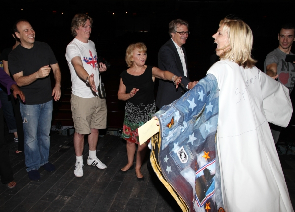 Photo Coverage Exclusive: FOLLIES Gypsy Robe Ceremony!