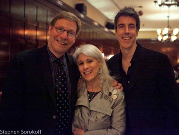 Barry Kleinbort, Jamie deRoy, Joseph Thalken Photo