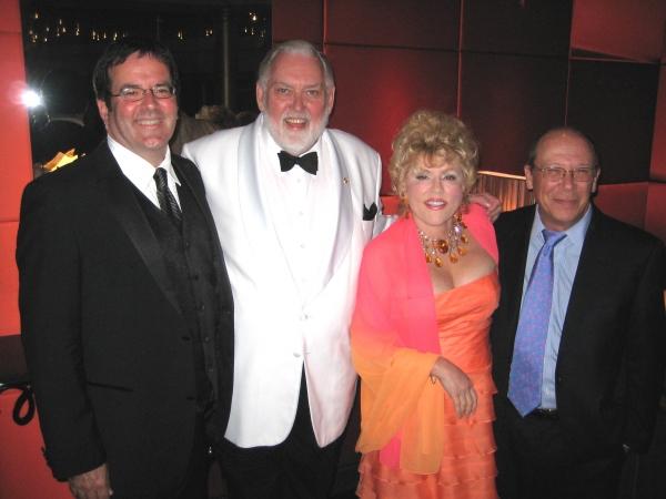 Brian Kellow, Jim Brochu, Rita McKenzie, John Loesser