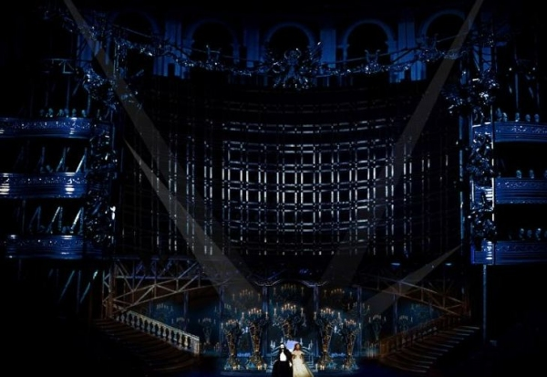 Photo Flash: First Look at THE PHANTOM OF THE OPERA's 25TH Anniversary Lair!