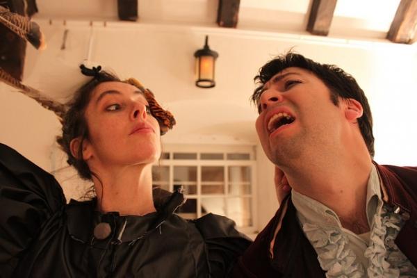 Elaine O'Brien and Ari Vigoda