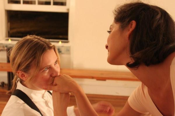 Lindsay Torrey and Sarah Sakaan