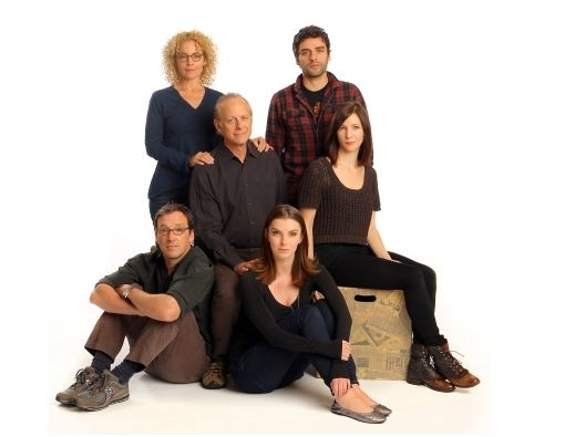 Photo Flash: Meet the Cast of Manhattan Theatre Club's WE LIVE HERE