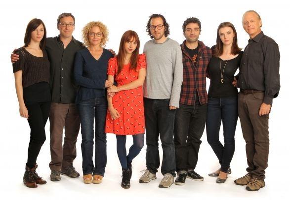 Jessica Collins, Jeremy Shamos, Amy Irving, Zoe Kazan, Sam Gold, Oscar Isaac, Betty G Photo
