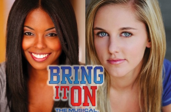 Taylor Louderman, Adrienne Warren Lead BRING IT ON National Tour; Full Cast Announced!
